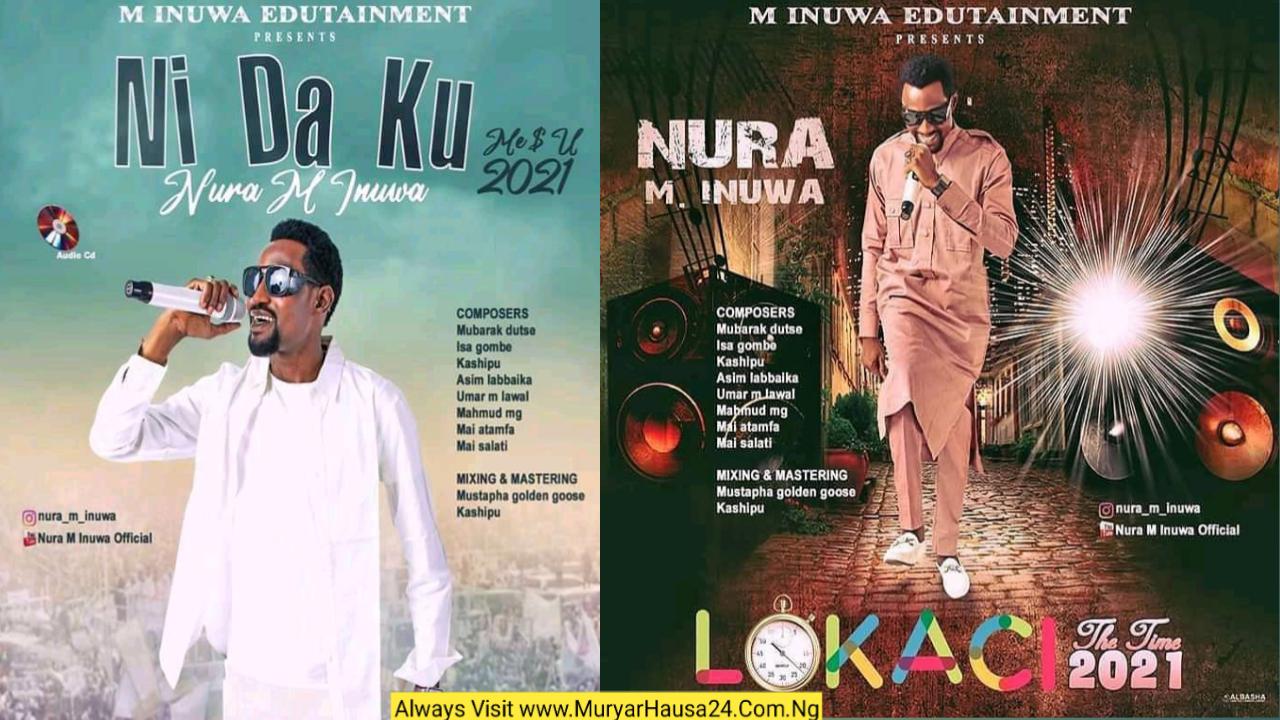 Sauke Sababbin Album Na Nura M. Inuwa Ni Da Ku Da Lokaci
