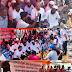 தமிழர்களின் நியாயமற்ற போராட்டத்திற்கு எதிராக  முஸ்லீம் மக்கள் போராடத்தை ஆரம்பித்தனர்