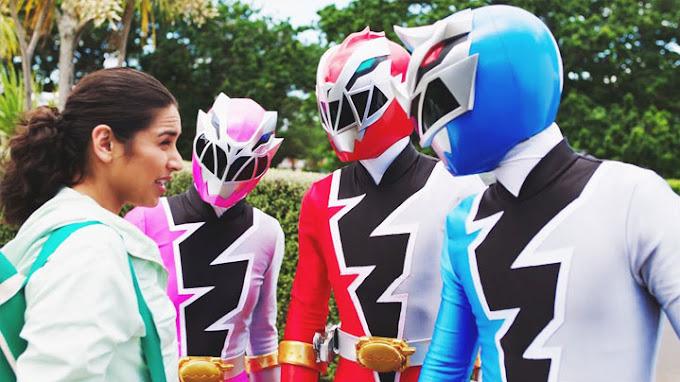 Power Rangers Dino Fury Episode 4 Subtitle Indonesia