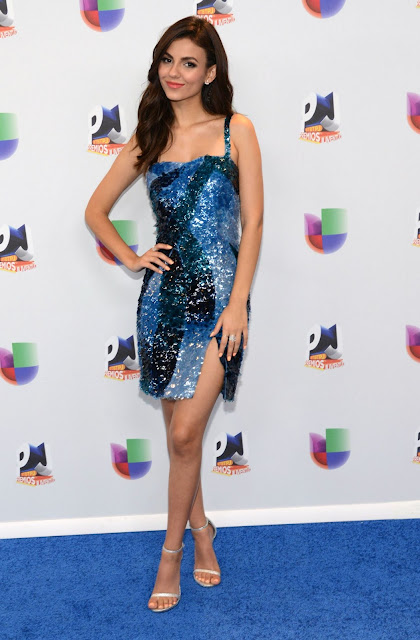 Victoria Justice – Univision's Premios Juventud (Youth Awards) in Miami