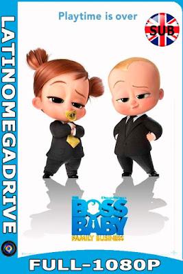 Un jefe en pañales 2: Negocios de familia (2021) PCOK WEB-DL subtitulada HD [1080P] [GoogleDrive] [Mega] DizonHD