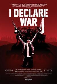 I Declare War Movie