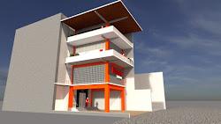 Rumah Minimalis 2 lantai dan 3 lantai