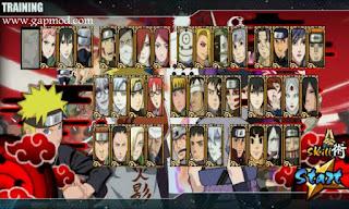 Naruto Senki Full Character Update 2019