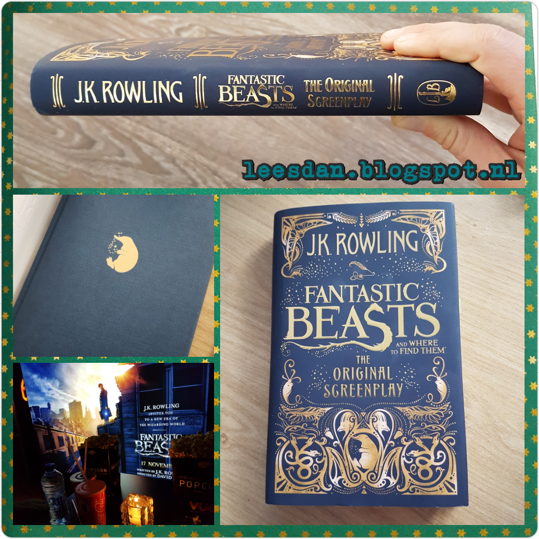 fantastic beasts and where to find them boek nl