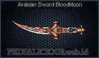Arabian Sword BloodMoon