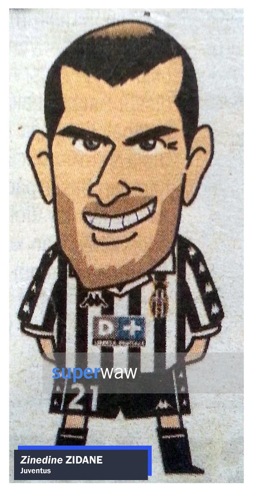 Karikatur Lucu Sepakbola Liga Italia 90 An