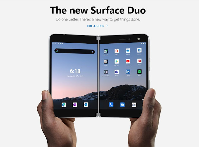surface android