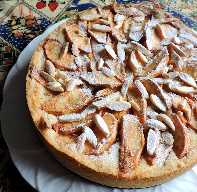 Fresh Apple Torte