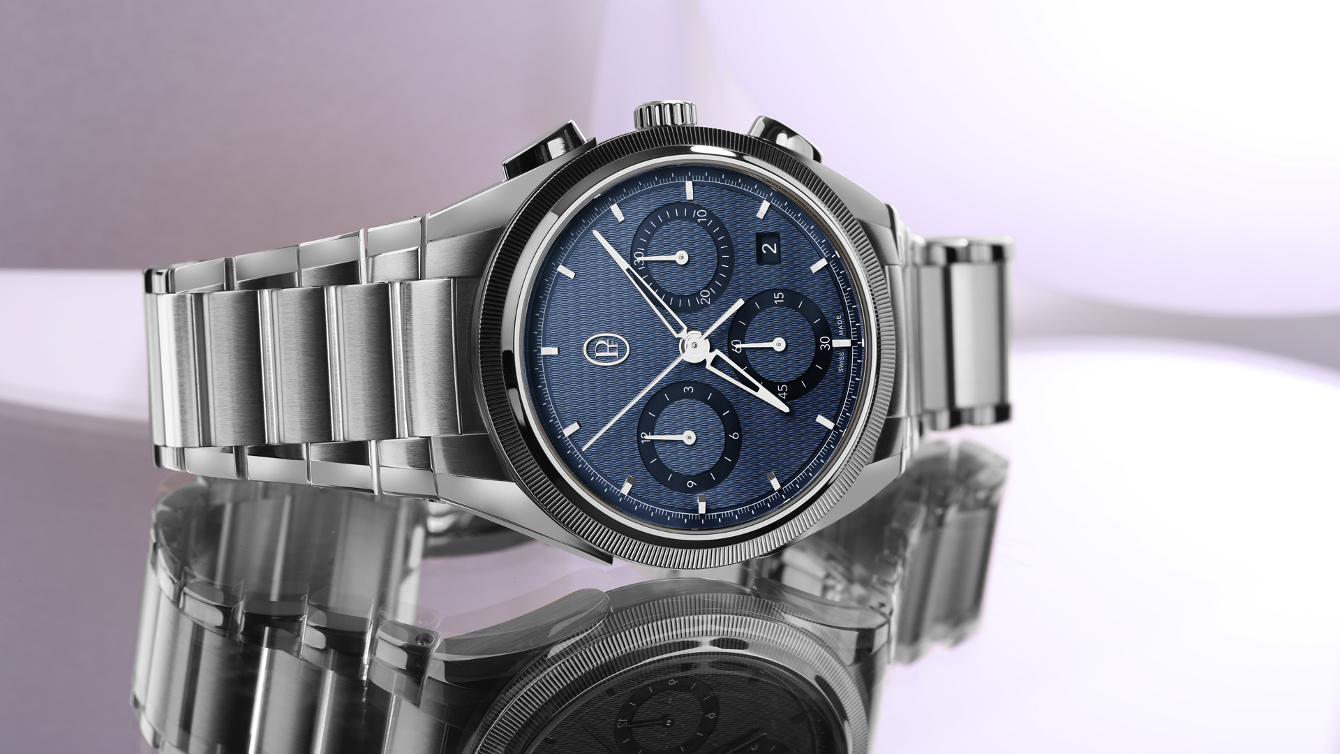 ساعات توندا بي إف Tonda PF Chronograph الجديدة تجسد مفهوم أناقة الوقت السويسري