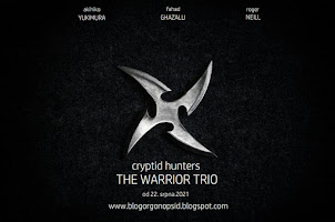 Cryptid Hunters: The Warrior Trio