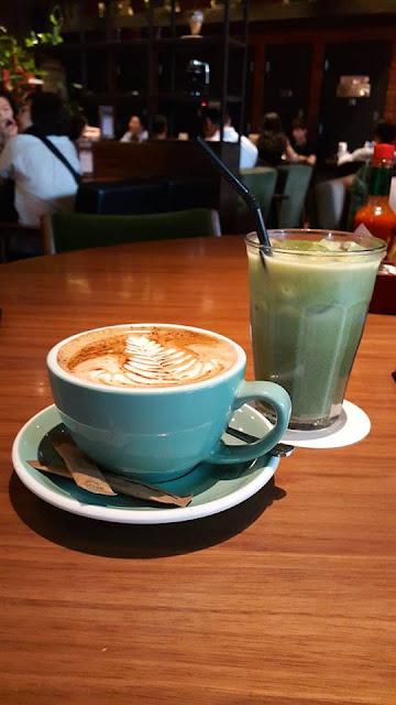 Coffee date at Watanabe Coffee Orchard