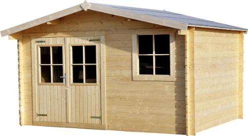 Suswood houten chalet tuinhuis