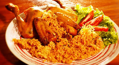 Resep dan cara membuat Masakan Ayam Goreng Kremes