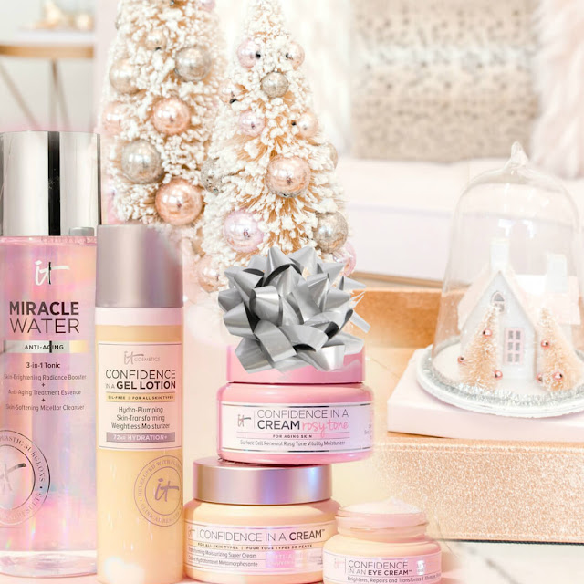 Itcosmetics IT's Your Confidence Superpowers Giftset By Top Beauty Blogger Barbies Beauty Bits