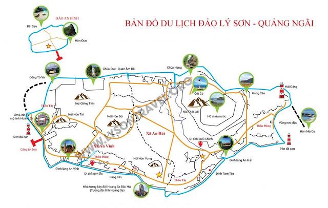 Kinh nghiệm du lịch và khám phá đảo Lý Sơn 1