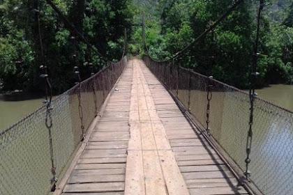 Amazing Keindahan Wisata Cendana Hitam di Luwu Timur Sulawesi Selatan