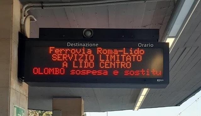 Roma-Lido giorno 2: Benvenuti all'Inferno