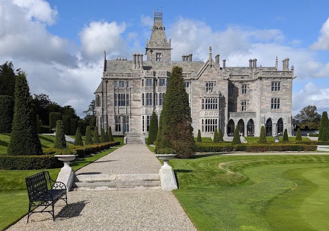 Dublin to Dingle Road Trip: Adare Manor