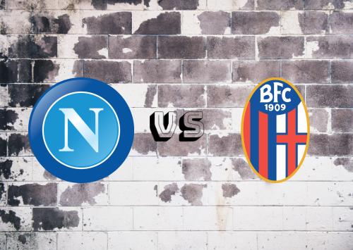 Napoli vs Bologna  Resumen