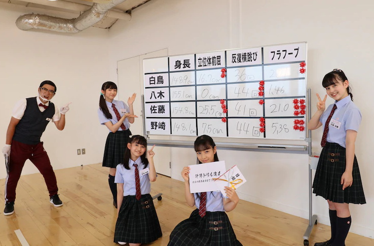 Kokona Nonaka Menjadi Ketua Osis Ke 10 Sakura Gakuin