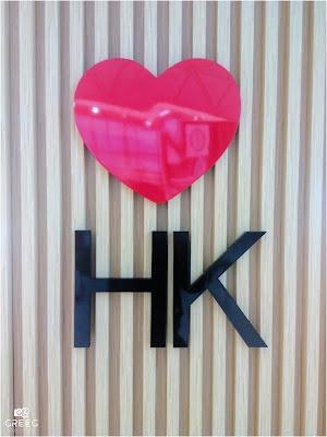 I Heart HK