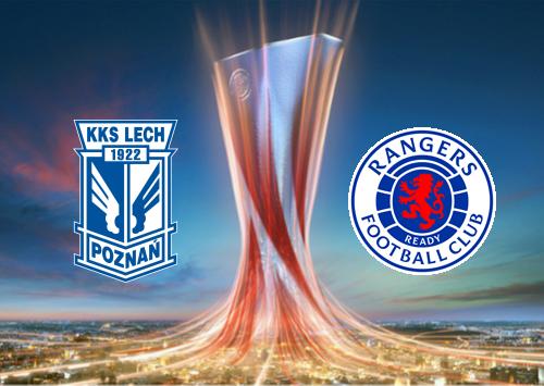 Lech Poznań vs Rangers -Highlights 10 December 2020