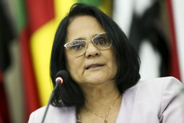 Morre pai da ministra Damares Alves