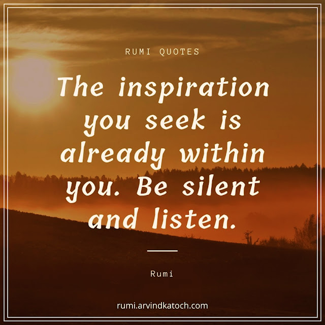 Rumi, Quote, ,Meaning, inspiration,