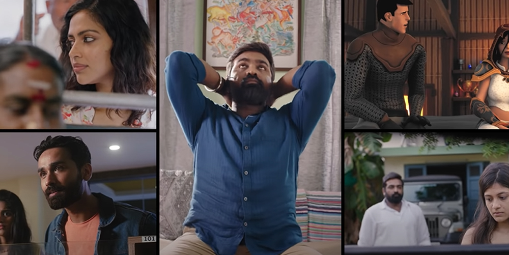 Kutty Story Tamil Movie Official Trailer