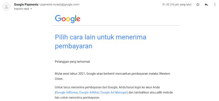 email tim google payment