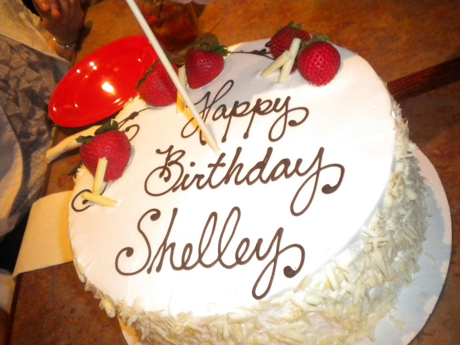Happy Birthday Shelly Cake Images