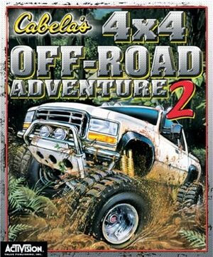 Cabela's 4x4 Off-Road Adventure 2 Full Game Download