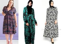 Model Baju Dress Batik Untuk Orang Gemuk Model Baju Dan Gamis 2019