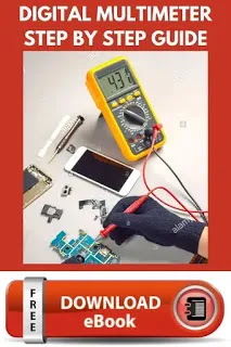 how to use multimeter in mobile phone repairing