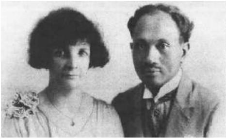 Dr Soetomo Bersama Istrinya