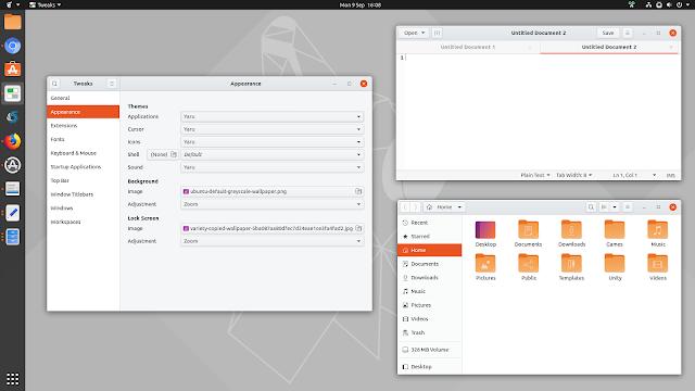 Ubuntu Yaru Light