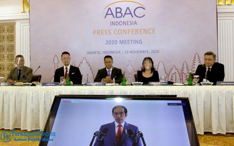 Anindya Bakrie Dalam APEC CEO Dialogues 2020: Indonesia Punya Ekonomi Skala Besar dan Growth Story yang Baik