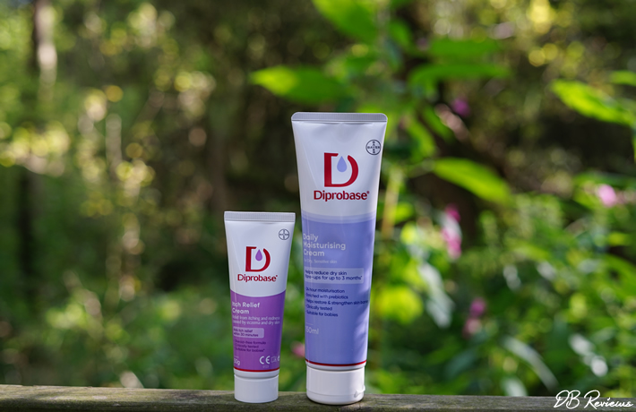 Diprobase Daily Moisturising Cream and Itch Relief Cream
