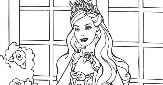 Barbie Em Vestidos De Princesas Desenhos Desenhar Pintar