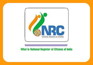 What is National Register of Citizens of India