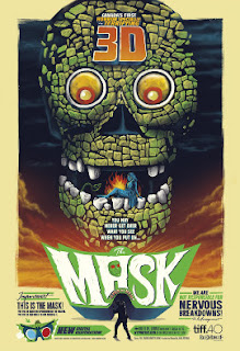 Poster - The Mask, 1961