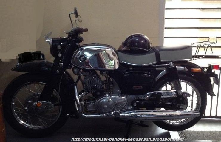 Motor Honda Benly S110 Antik Harga Dan Spesifikasi Modifikasi