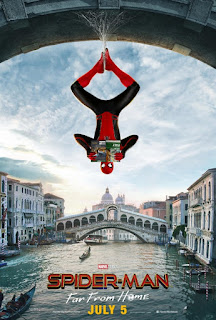 Spider-Man: Far From Home First Look Poster 2