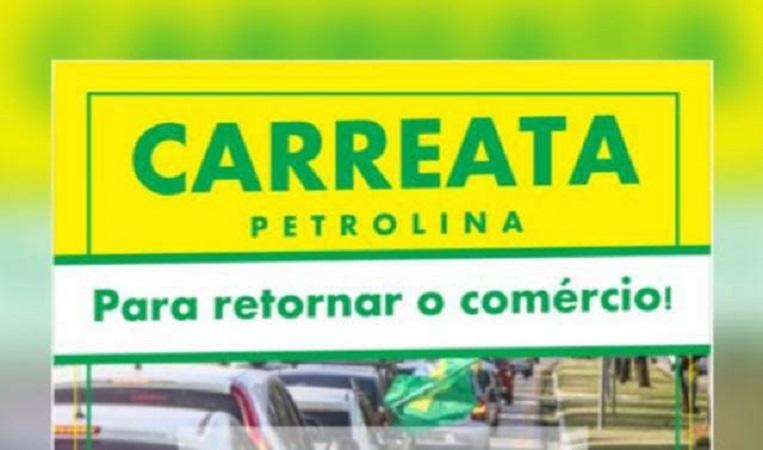 Ministérios públicos se manifestam sobre carreatas e cobram cumprimento de decreto do Governo do Estado - Portal Spy Noticias Juazeiro Petrolina