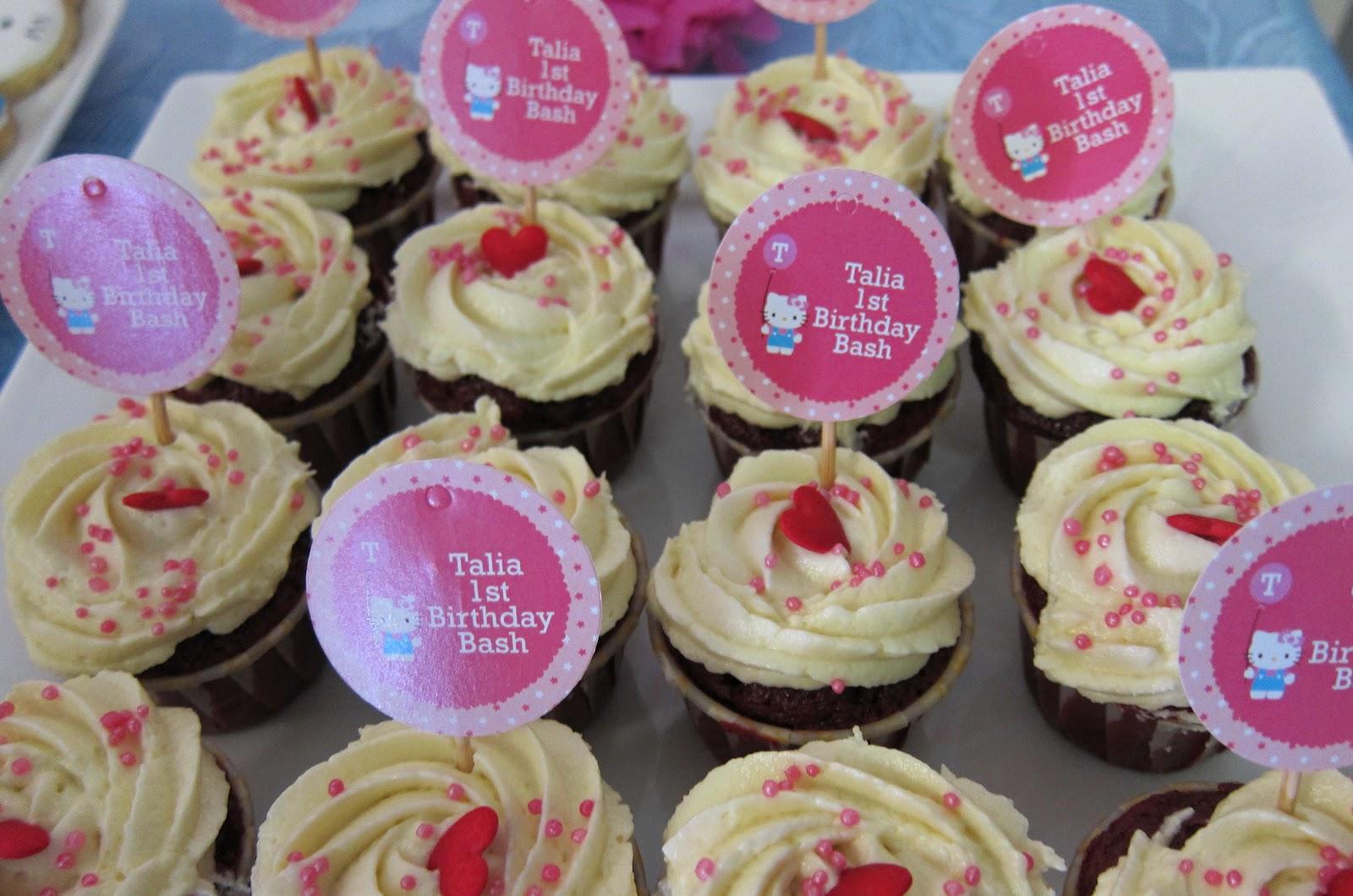Hanie Rossa Happy 1st Birthday Talia