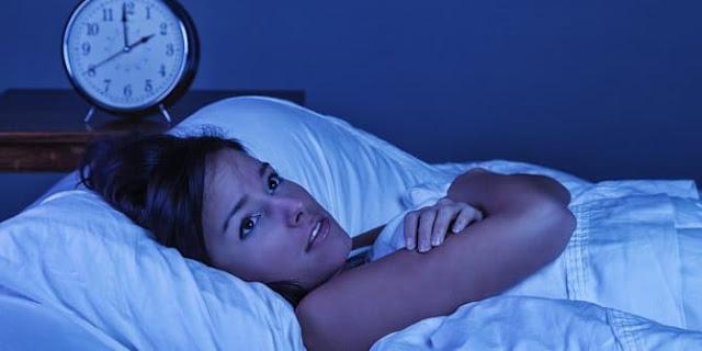 Cara Mengatasi Susah Tidur Pada Waktu Isoman
