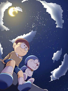 Wallpaper Doraemon HD