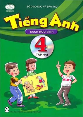 Sách Học Sinh Tiếng Anh Lớp 4 Tập 2