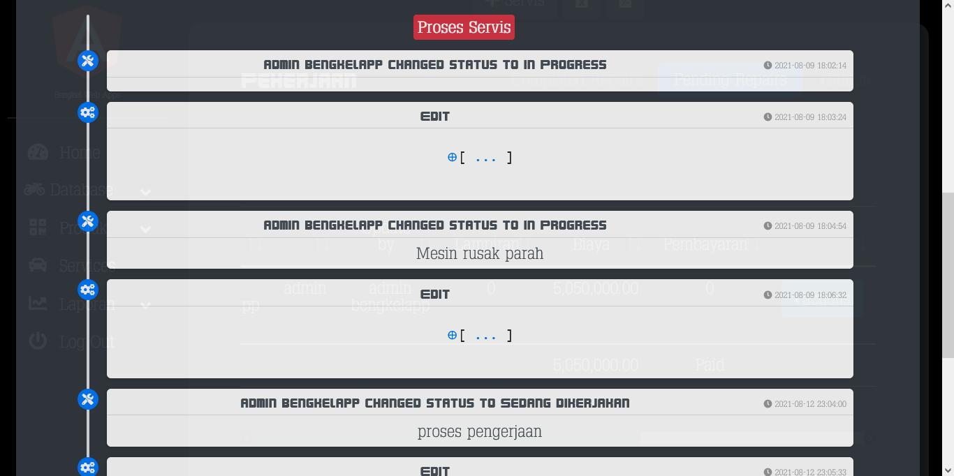 aplikasi bengkel software program bengkel